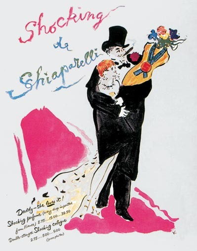 Shocking Schiaparelli poster