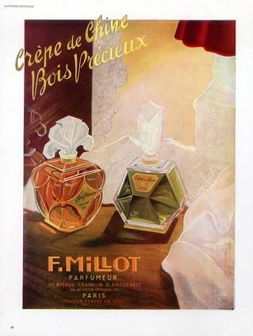 Винтажные французские духи. Купить духи. Интернет магазин парфюмерии