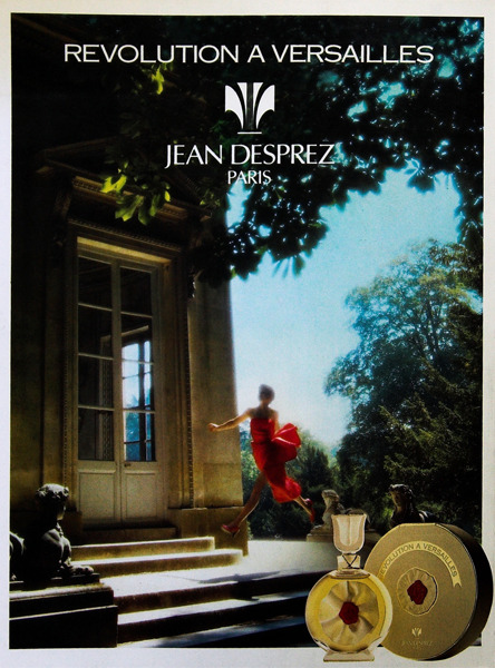 Revolution a Versailles Jean Desprez, Версальская Революция
