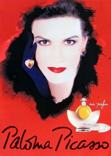 Винтажные духи Paloma Picasso Mon Parfum Палома Пикассо купить мон парфюм парфюм +купить