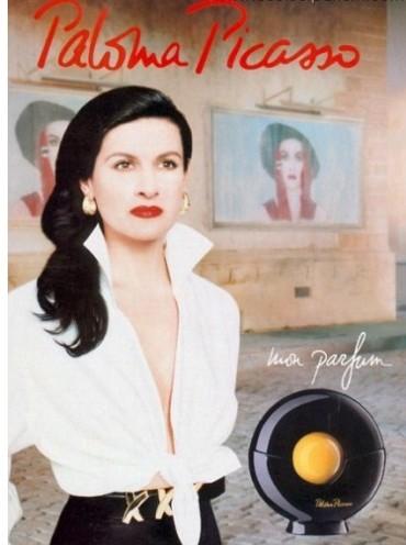 Винтажные духи Paloma Picasso, Paloma Picasso икона парфюмерного стиля, духи Палома Пикассо купить