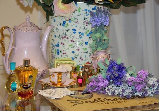 Московские Музей Парфюмерии - лучшие ароматы мира, винтажные французские духи