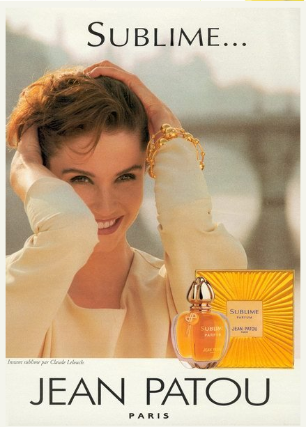 Jean Patou Siblime Жан Пату Сублим винтажные духи парфюм туалетная вода парфюмерия +купить