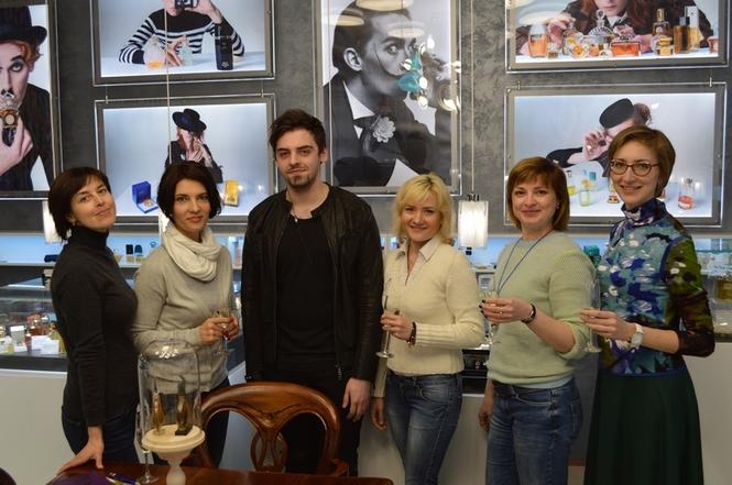 Московский Музей Парфюмерии это лучшие духи мира, атмосфера комплимента и самые замечательные гости!