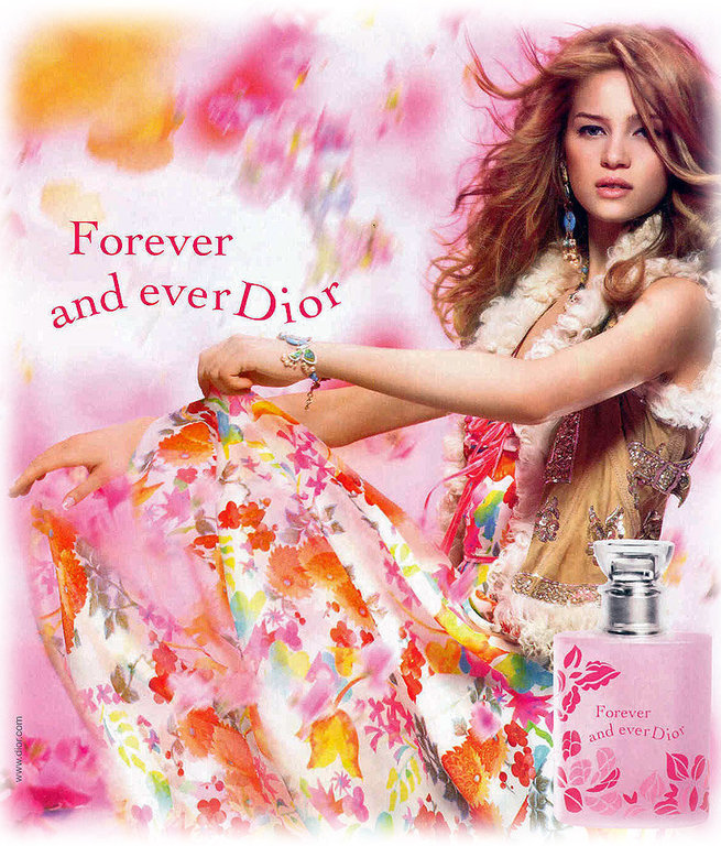 Forever and Ever Dior - Christian Dior, 2006, limited edition, туалетная вода, rare